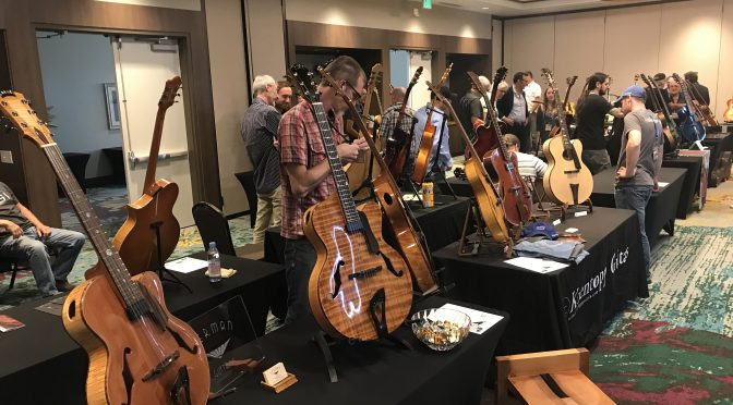 2019 Rocky mountain ARCHTOP FESTIVAL PODCAST INTERVIEWS